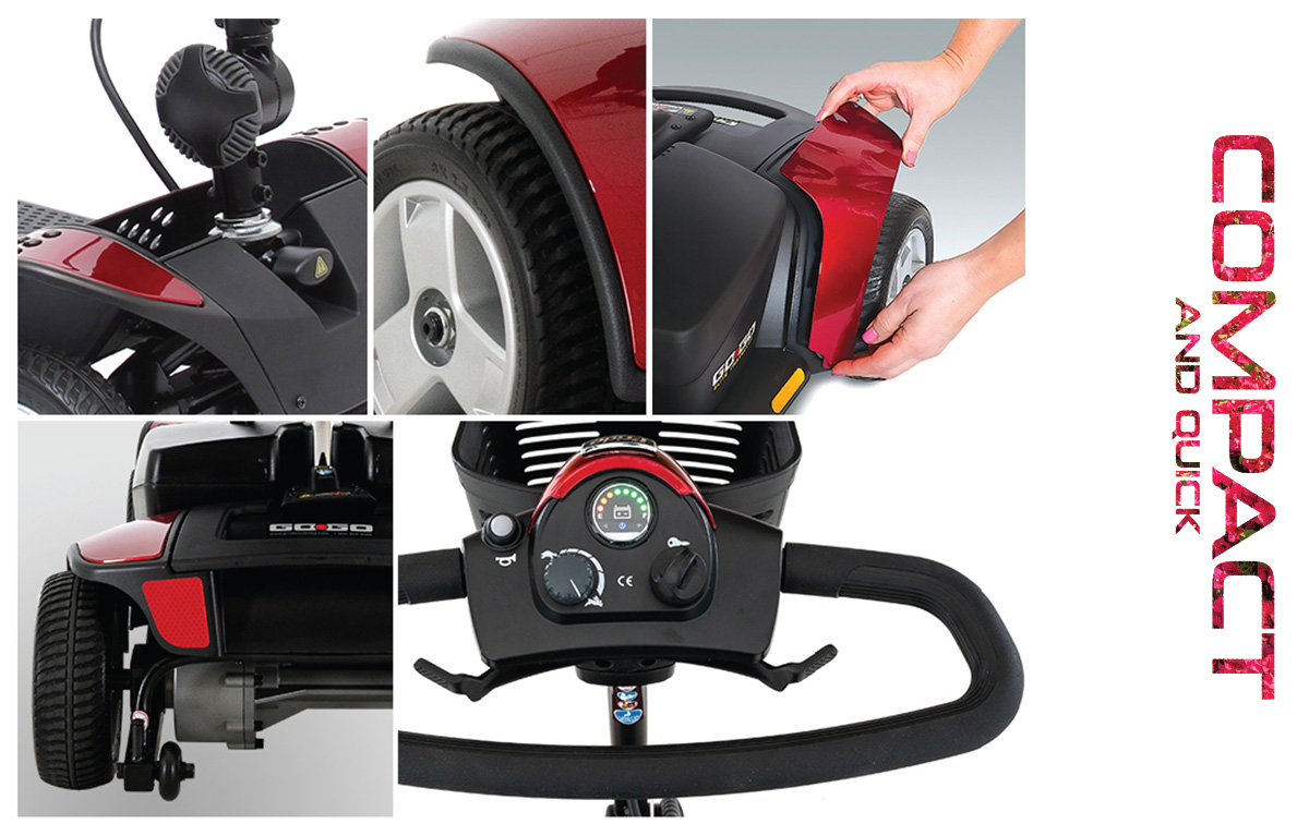 go-go elite traveller 4-wheel features image
