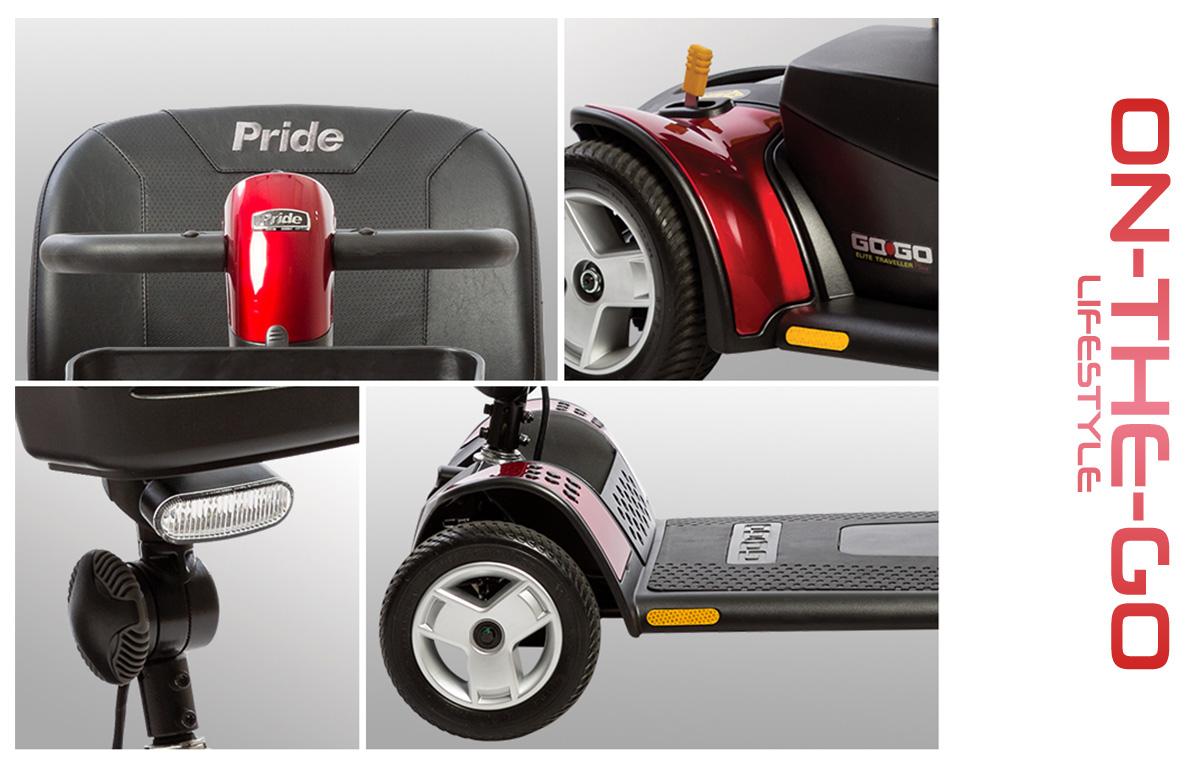 image of go-go elite traveller plus 4-wheel features image