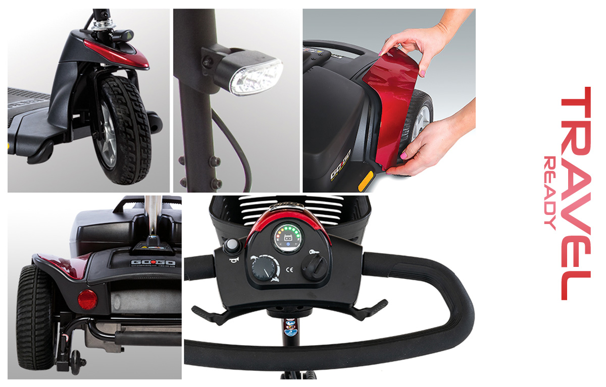 go-go sport 3-wheel features image