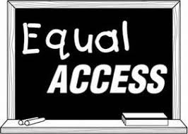 image of equal access logo