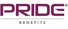image of pride mobility benefits logo