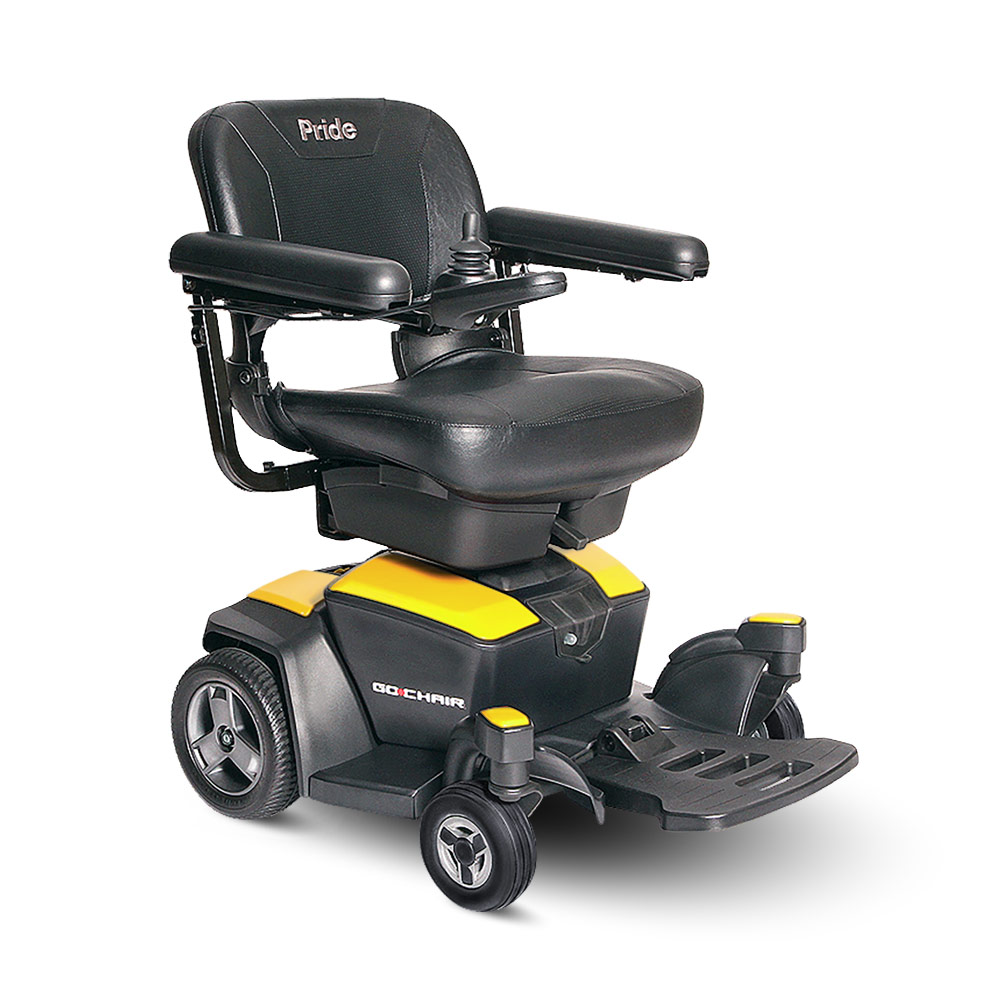 power chairs and scooters. Go-Chair® Power Chairs And Scooters