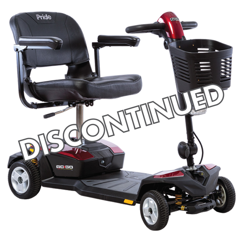 Go-Go® LX with CTS Suspension 4-Wheel