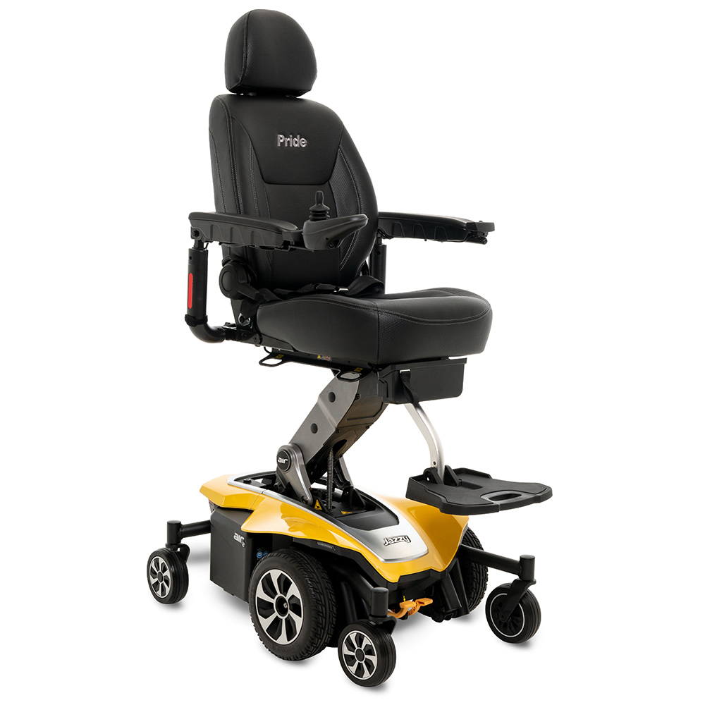 Tremendous Jazzy Air 2 Elevated Wheelchair Jazzy Power Chair Pride Bralicious Painted Fabric Chair Ideas Braliciousco