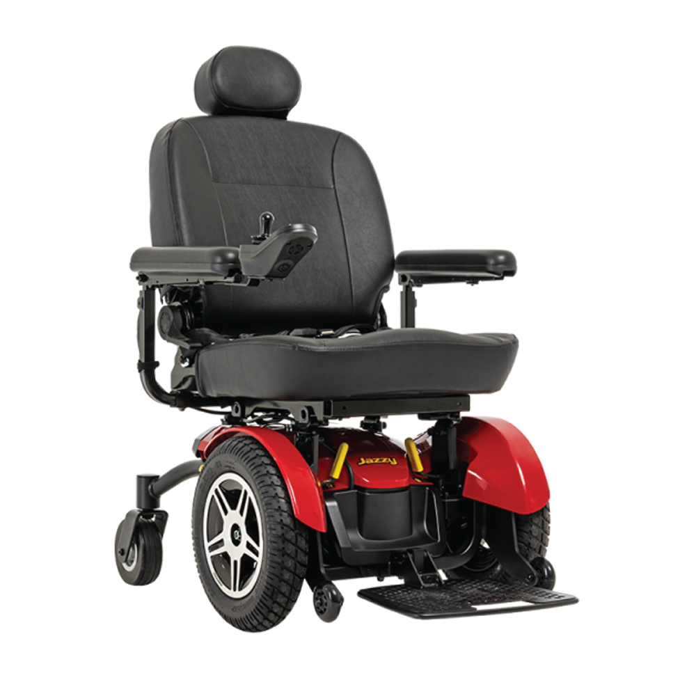 Jazzy® Elite 14  sc 1 st  Pride Mobility & Jazzy® Elite 14 Wheelchair ::Jazzy® Power Chairs| Pride Mobility®