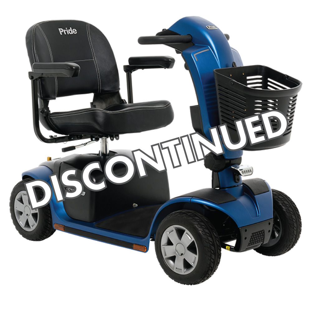 Pride Mobility Scooter >> Victory 10 2 4 Wheel