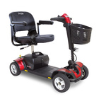 image of red go-go sport 4-wheel