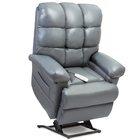 image of charcoal lc 580 power lift recliner