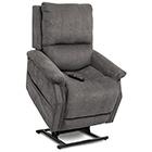 image of saville grey vivalift metro plr 925 power lift recliner
