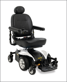 Reliable - Jazzy Power Chairs, Jazzy Select 6 2.0
