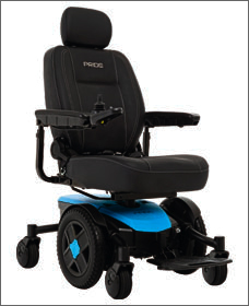 Reliable - Jazzy Power Chairs, Jazzy Select 6