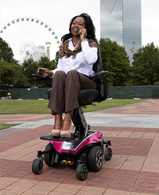 Sophisticated - Jazzy Power Chairs, Jazzy Air 2