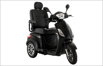 Performance - Pride Mobility Scooters, Raptor