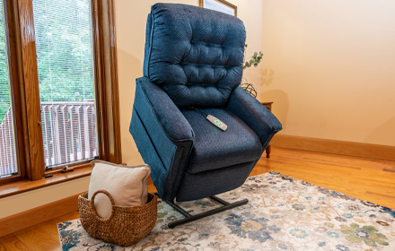 Our Electric Lift Chairs & Power Lift Recliners | Pride Mobility®