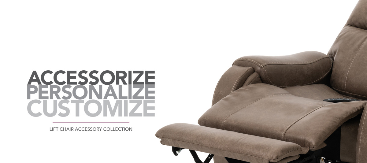Pride Mobility Lift Recliner Accessories
