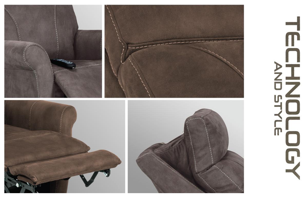 vivalift urbana plr 965 power lift recliner features image